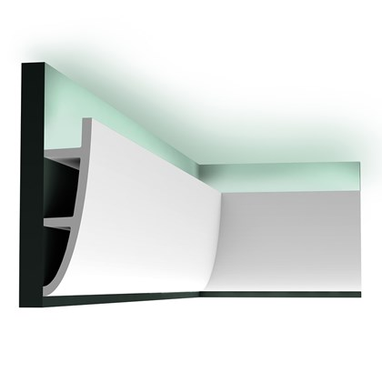 Orac C374 LED Linear Profile Cornice
