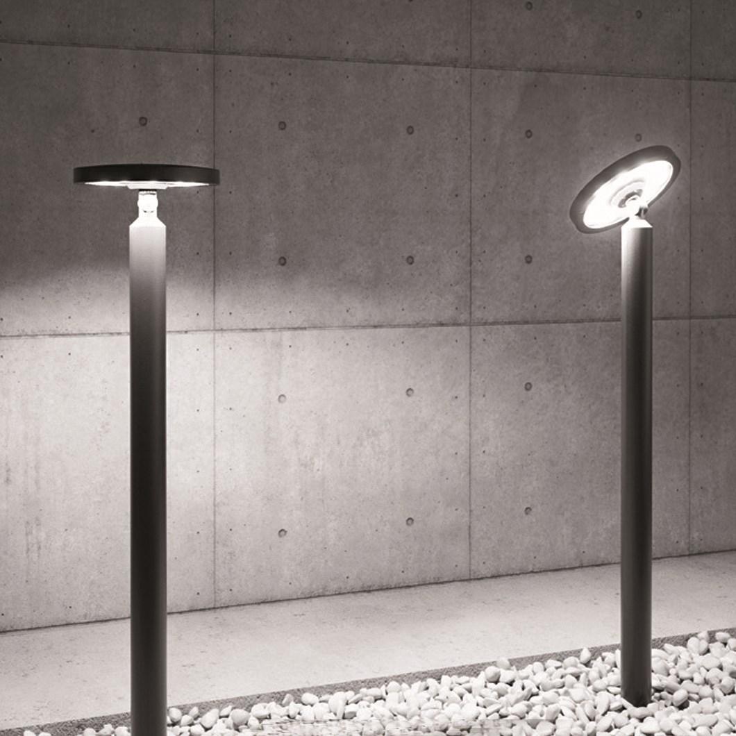 Dld Cumulus Mini Led Outdoor Ip54 Pole Light Darklight Design Lighting Design Supply