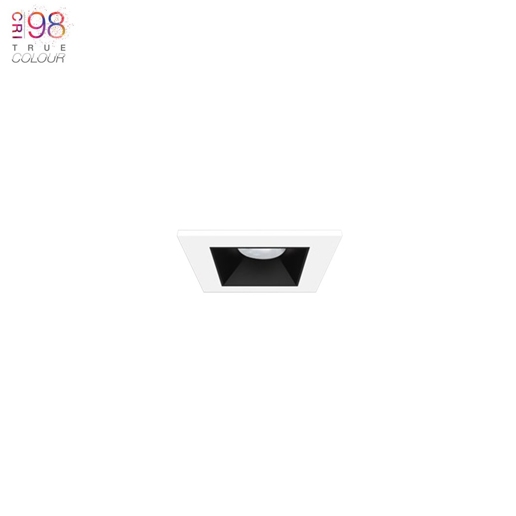 DLD Surf 1 LED Fixed Recessed Downlight| Image : 1
