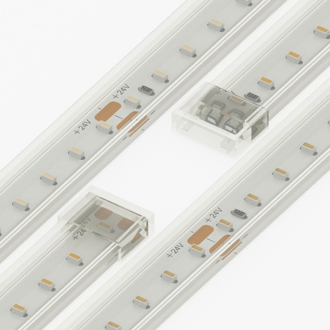 DLD Lightflow 9.6W IP66 2700K True Colour CRI98 Linear LED Tape - Next Day Delivery| Image:1