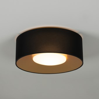 Lid light by Milan Iluminacion mounted to the ceiling