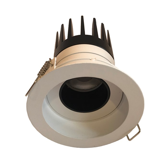 DLD Andes 1-R True Colour CRI98 LED Fixed Recessed Downlight - Next Day Delivery| Image:1