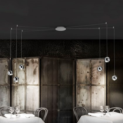 Lodes Spider LED Pendant