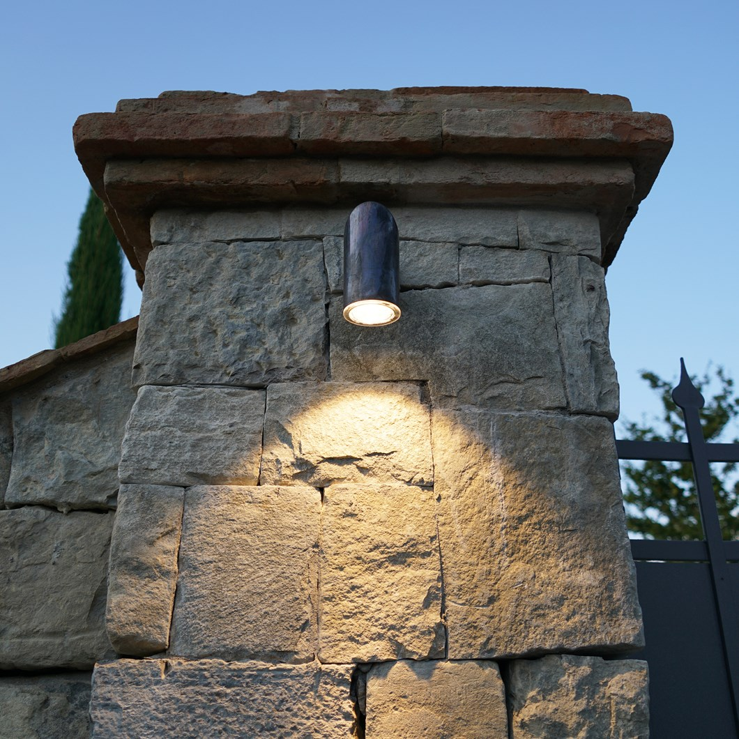 Puraluce Up O Down 65 LED 230V IP65 Outdoor Wall Light| Image:1