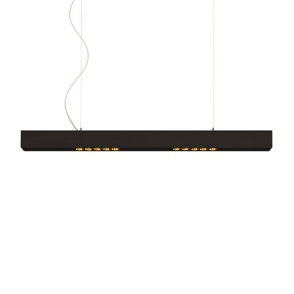 Arkoslight Black Foster LED Pendant