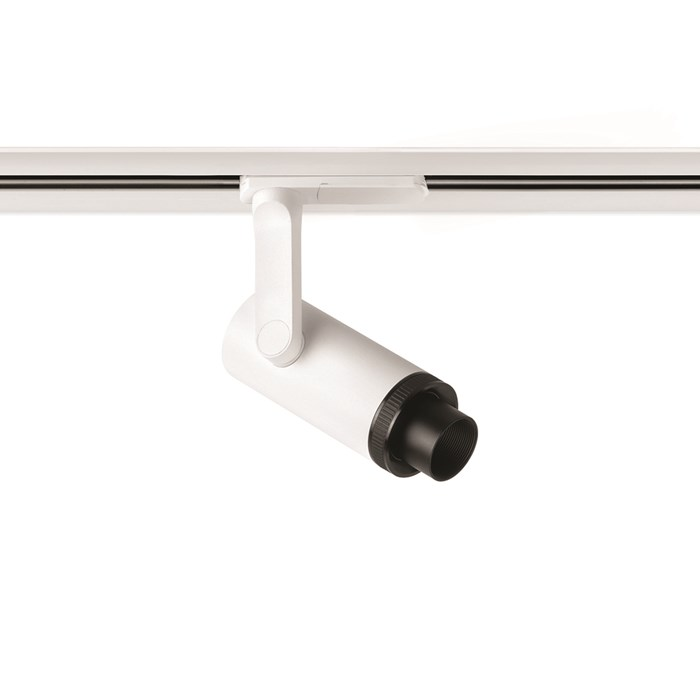 Arkoslight Linear 1L Flush Recessed Mounted 230V Modular Track System Components| Image:1