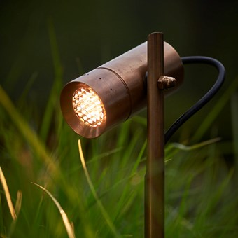 PVD Concept Nona Bar Mini LED Exterior Flood Spotlight