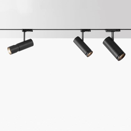 Nemo Studio Linear Surface/Recessed/Suspension Mounted Modular Track System Components