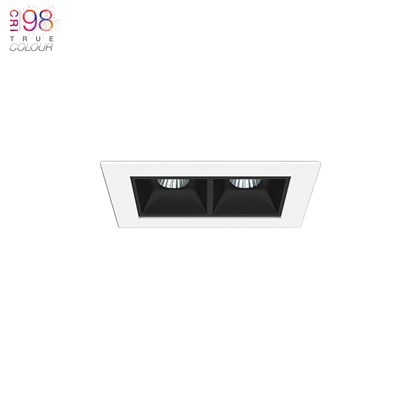 DLD Surf 2 LED Fixed Recessed Downlight