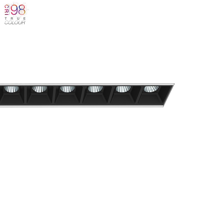 DLD Surf 15 LED Plaster In Recessed Downlight| Image : 1