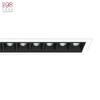 DLD Surf 10 LED Fixed Recessed Downlight
