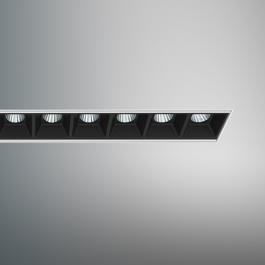 DLD Surf 15 LED Plaster In Recessed Downlight| Image:1