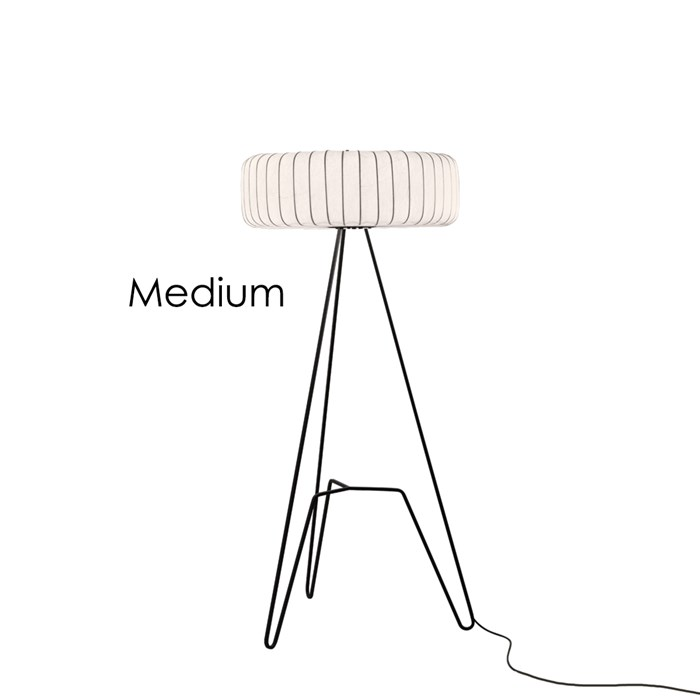 Aqua Creations Totem M LED Floor Lamp| Image:1
