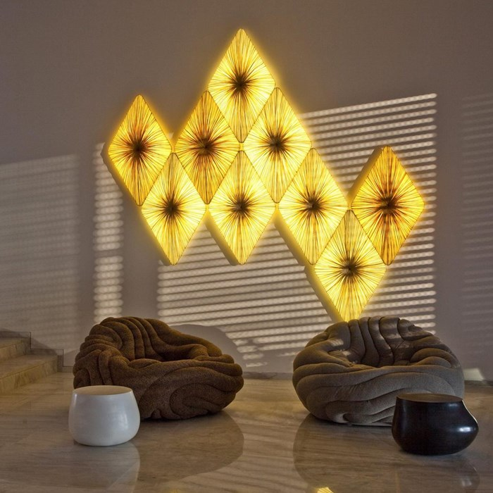 Aqua Creations Mod Forever LED Wall & Ceiling Light| Image : 1