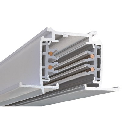 DLD Alps 3 Phase LED Dimmable Recessed Track System