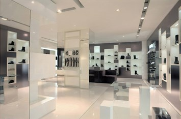 Commercial Lighting Design - Handbag Boutique - image 2