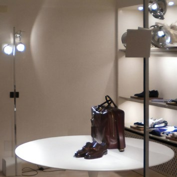 Commercial Lighting Design - Handbag Boutique - image 5