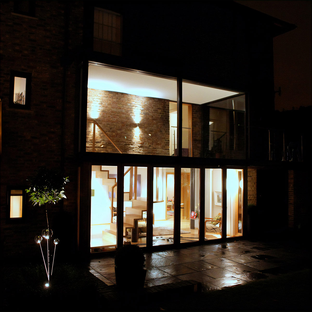 Lighting Design - Windsor Town House