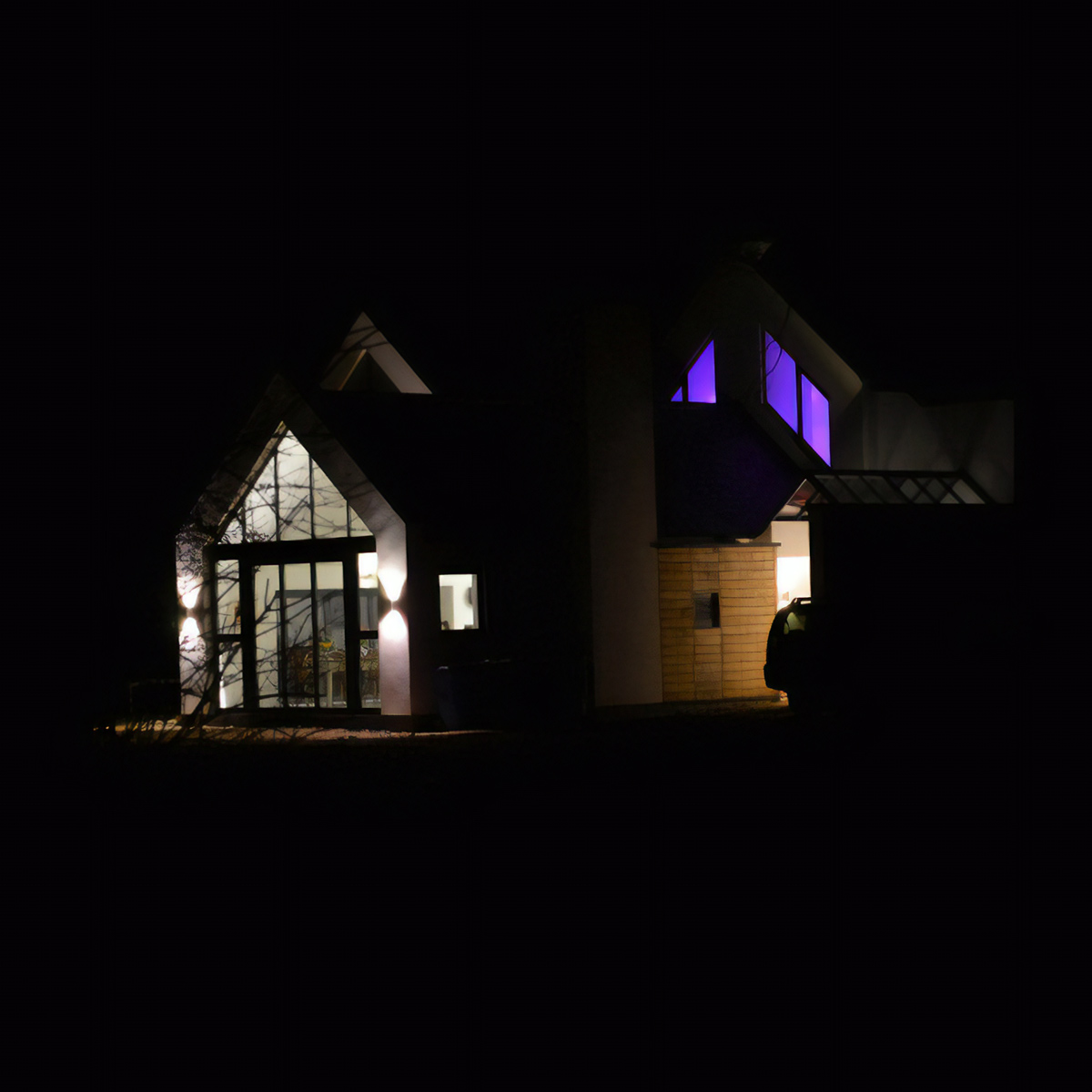 Lighting Design - Valley Farmhouse