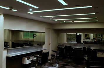 Commercial Lighting Design - Windle & Moodie Hair Salon - image 7