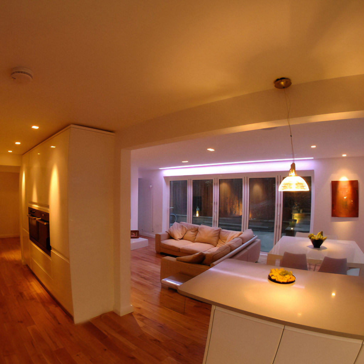 Lighting Design - Ascot Town House