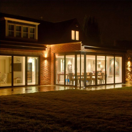 Lighting Design - Weltham House