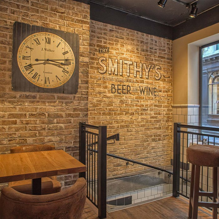 Commercial Lighting Design - Smithfield's