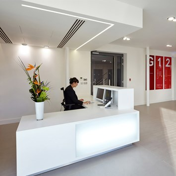 Commercial Lighting Design - Building 329 - image 5