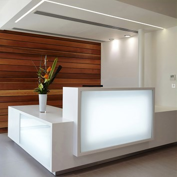 Commercial Lighting Design - Building 329 - image 7